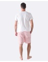 Sant And Abel - Fire Truck Men's Sleep Shorts