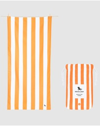 Dock & Bay - Large Beach Towel 100% Recycled Cabana Collection