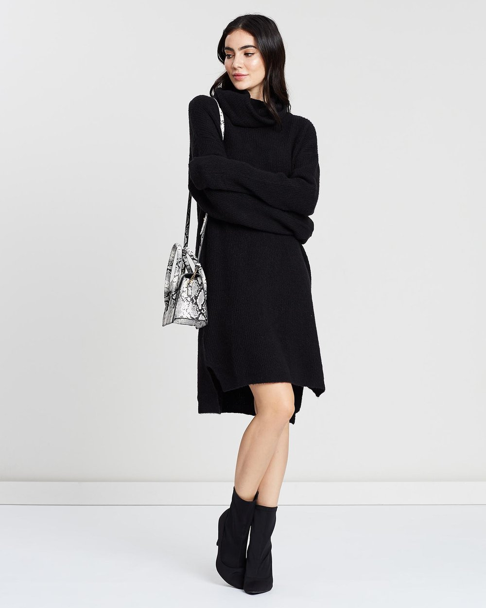 26ad184b7d79 Raven Knit Dress by Winona Online | THE ICONIC | Australia