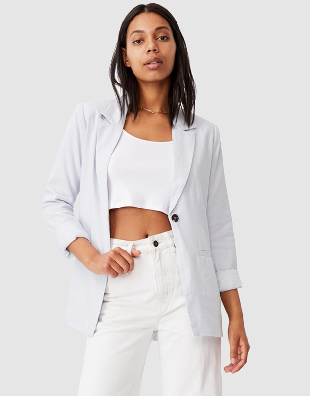 Cotton On - Ultimate Linen Blazer
