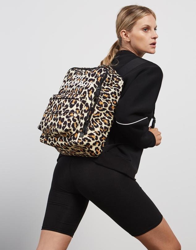 Women The Leopard Backpack