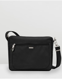 Travelon - Classic E/W Shoulder Bag