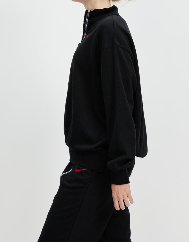Women Sportswear Icon Clash Half-Zip Top