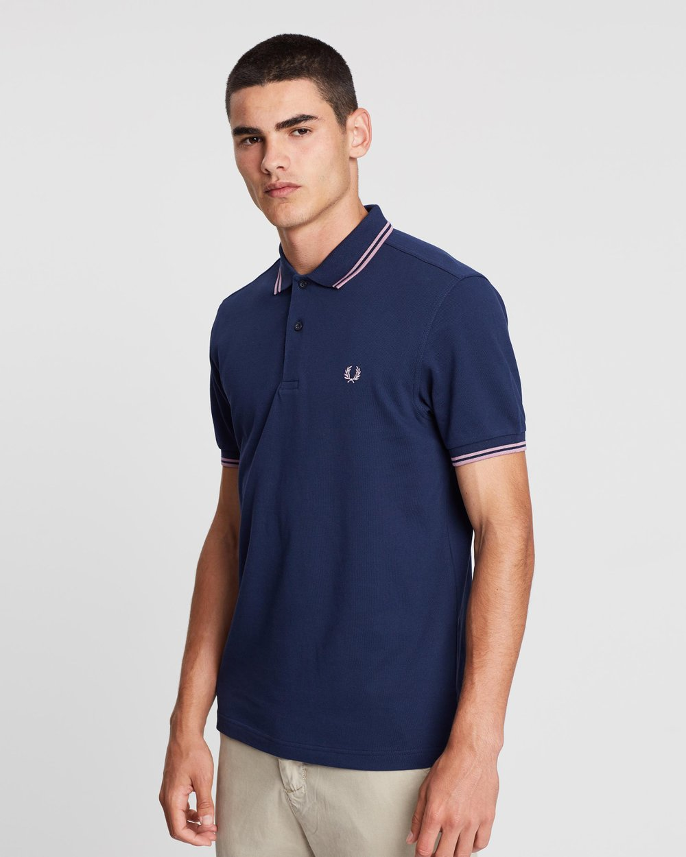 2f1afc59d Twin Tipped Fred Perry Shirt by Fred Perry Online | THE ICONIC | Australia