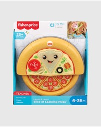 Fisher Price - Laugh & Learn Slice of Learning Pizza