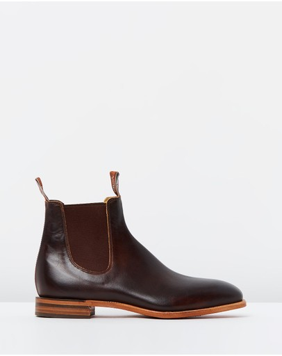 R.M.Williams - Chinchilla Boots