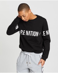 P.E Nation - Down Climb Sweater