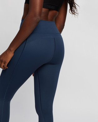adidas Performance Believe This 2.0 7 8 Tights - 7/8 Tights (Crew Navy)