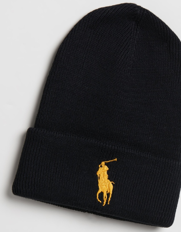 Polo Ralph Lauren - Big Pony Cuff Hat