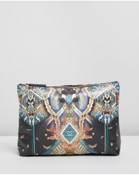 Camilla - Large Makeup Pouch