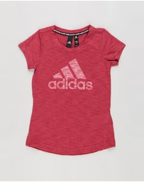 adidas Performance - Must Haves Tee - Kids-Teens