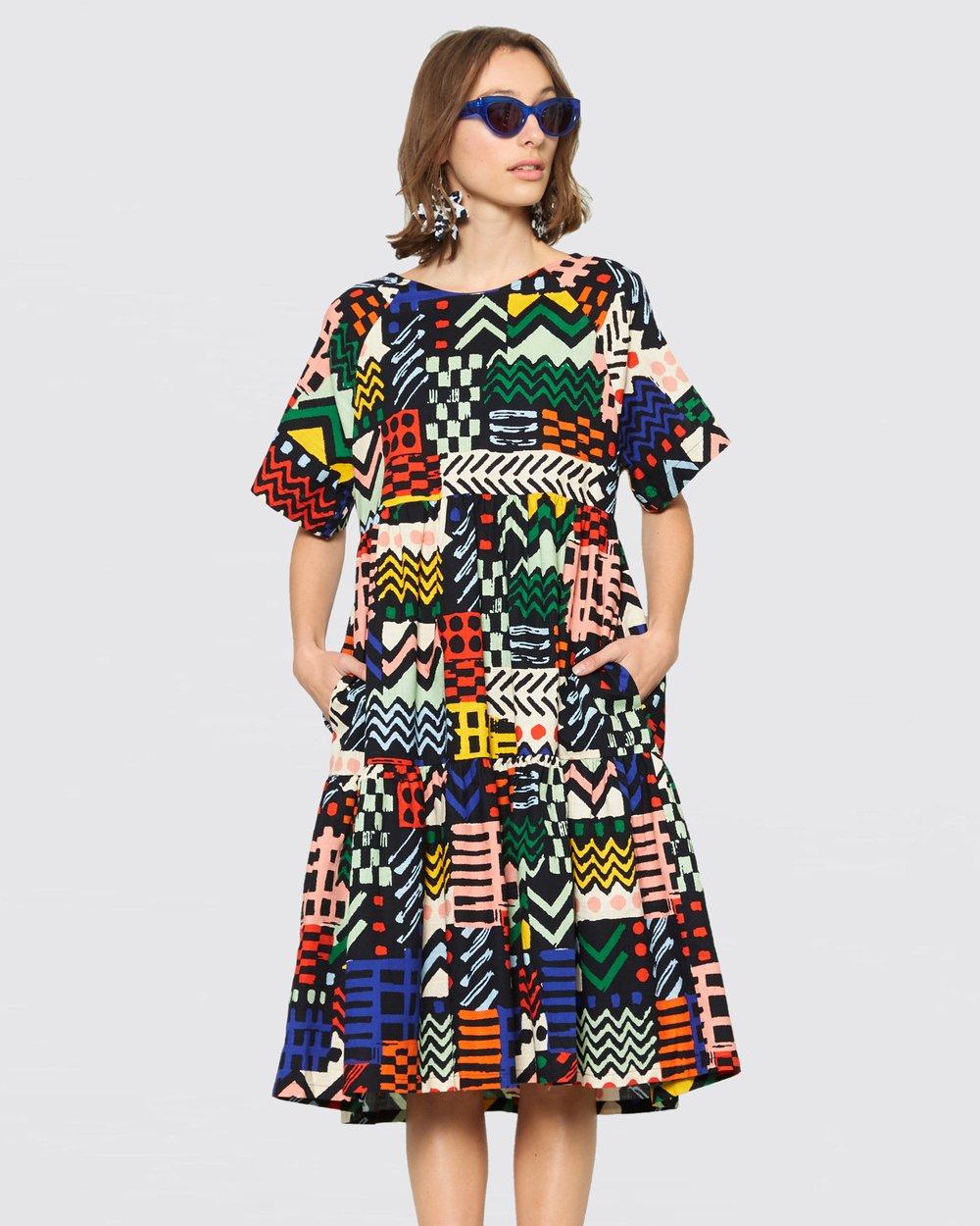 8a61043d9b1 Madagascan Dress by Gorman Online