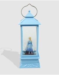 Disney Frozen 2 by Pink Poppy - Disney Frozen 2 Elsa Glitter Lantern