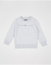 Tommy Hilfiger Kids - Essential Tommy Logo Sweatshirt - Kids