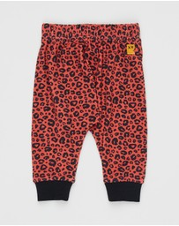 Rock Your Baby - Leopard Pants - Babies