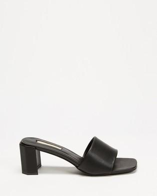 Billini - Lennox Mid-low heels (Black)