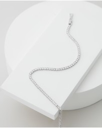 Swarovski - Tennis Deluxe All-Around Necklace