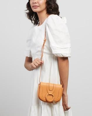 See By Chlo?? Hana Mini Cross Body Bag  - Handbags (Blushy Pink )