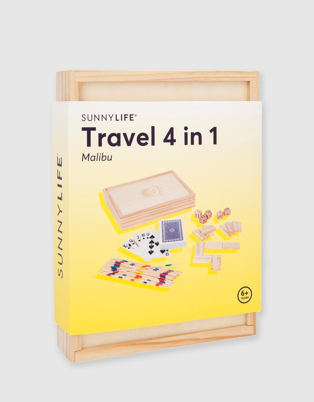Sunnylife - Travel 4 in 1 Malibu