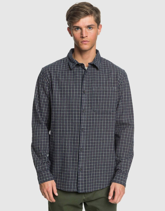 Quiksilver - Mens Marra Mundi Long Sleeve Shirt