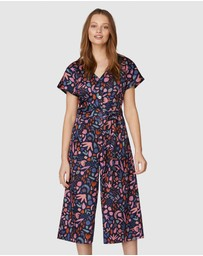 Princess Highway - Rowan Geo Jumpsuit