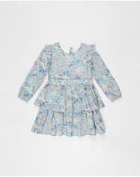 Bebe by Minihaha - Liberty Tiered Dress - Kids