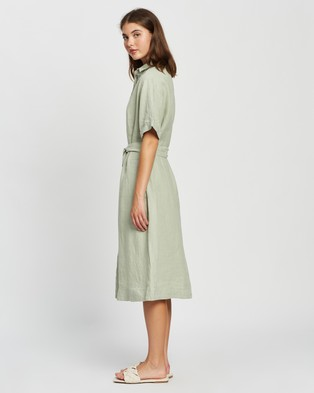 Assembly Label Mae Dress - Dresses (Green)