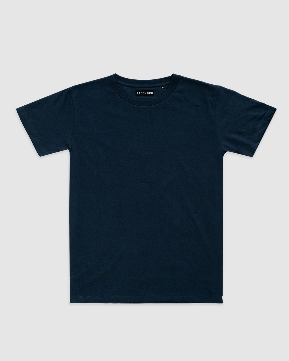Stock & Co. - Stock Tee   Teens - T-Shirts & Singlets (NAVY) Stock Tee - Teens