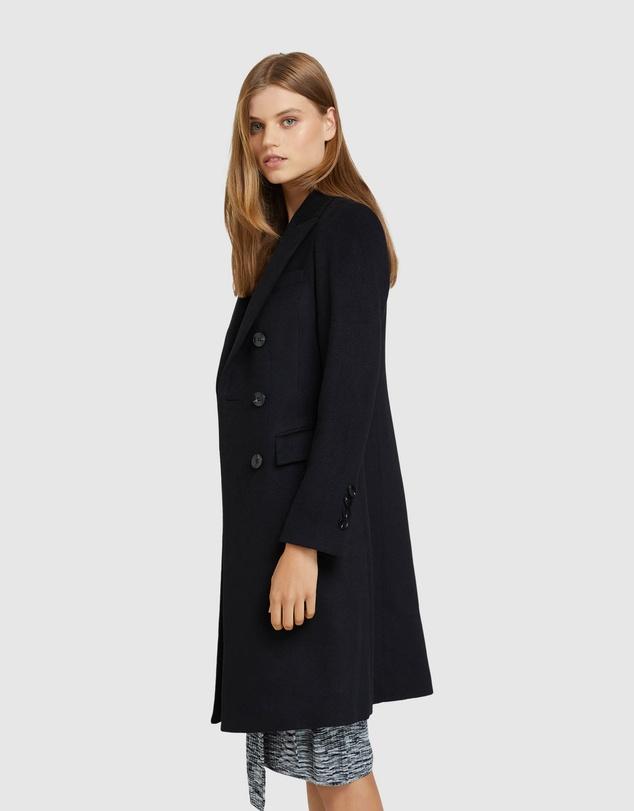 Women Bexley Wool Blend Coat