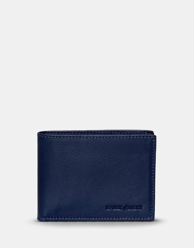 Men Vivaldi Slim Bi-fold Soft Leather Wallet
