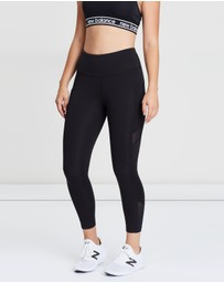 New Balance - Core Pocket Solid Crop Tights