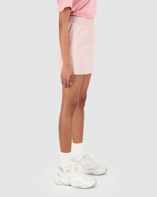 Huffer Rise Skirt - Skirts (PINK)