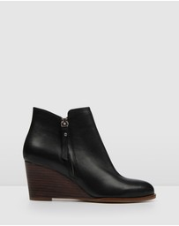 Jo Mercer - Freja Wedge Ankle Boots