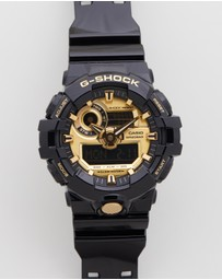 G-SHOCK - Duo Watch GA710GB-1A