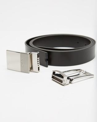 HUGO Gora Belt Gift Box - Belts (Black)