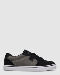 DC Shoes - Youth Anvil TX SE Shoe