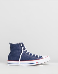 Converse - Chuck Taylor All Star Denim Love Hi - Women's