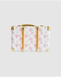 Alimrose - Mini Vintage Case Floral Wreath
