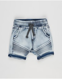 Cotton On Baby - Jay Moto Shorts - Babies