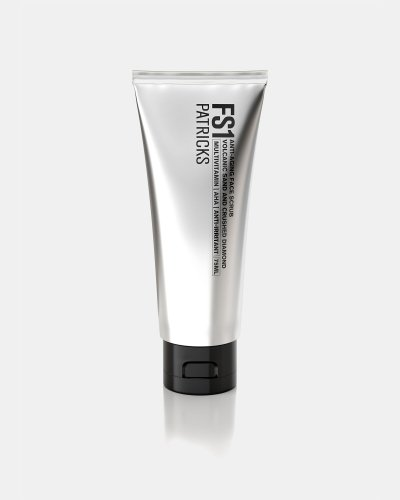 FS1 Face Scrub Volcanic Sand and Crushed Diamonds
