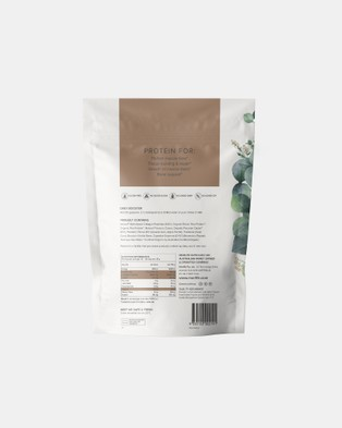 Morlife Collagen Beauty Protein Double Choc Superfoods Brown