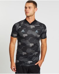 adidas Performance - TAN Tech Graphic Jersey