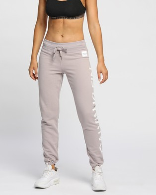 Calvin Klein Performance Logo Elastic Cuff Sweatpants - Sweatpants (Dolce)