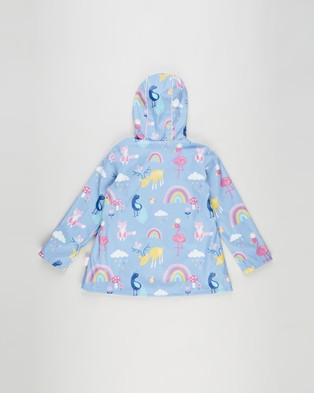 Penny Scallan Raincoat   Kids - Accessories (Rainbows)