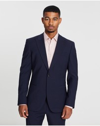 REISS - Belief Modern Fit Notch Blazer