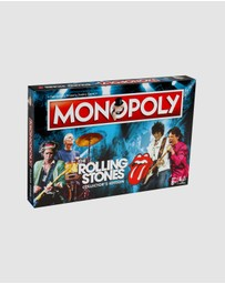 Monopoly - Rolling Stones Monopoly