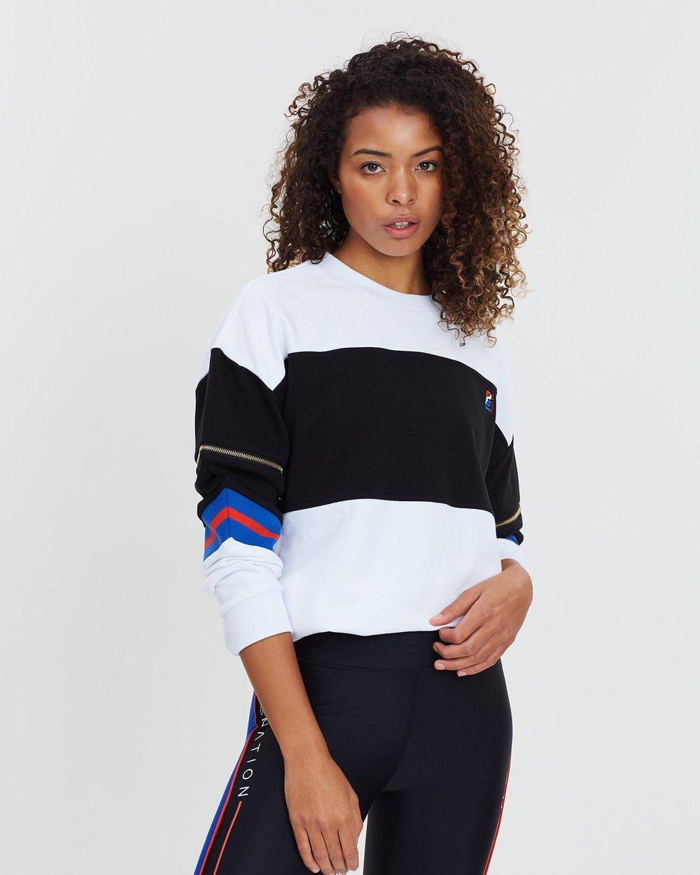 85cd98256d Centurion Sweater by P.E Nation Online