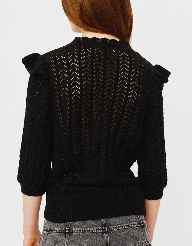 Women Kira Short Sleeve Pullover