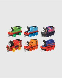 Thomas & Friends - Trackmaster Around The World 6-Pack