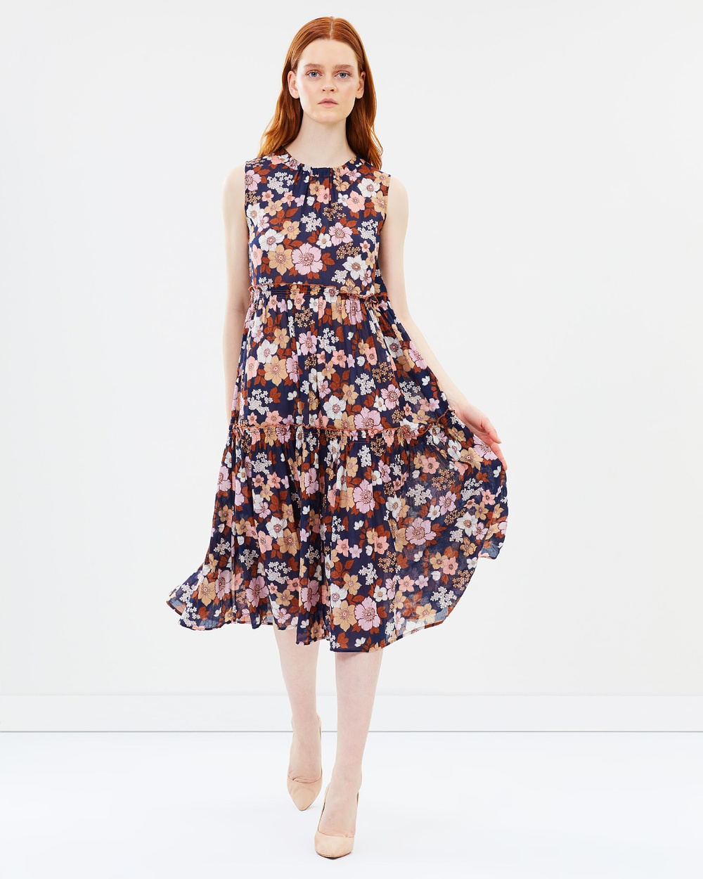 M.I.H Mila Dress Printed Dresses Bailey Print Mila Dress